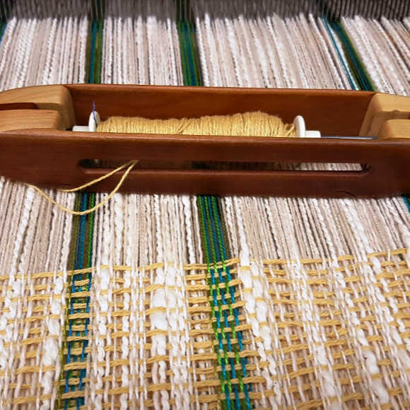 Class Image NEW 3224. Introduction to Weaving