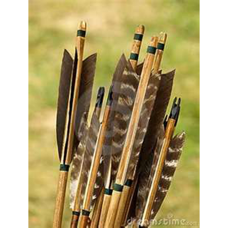 Class Image Fletching - the art of making wood arrows
