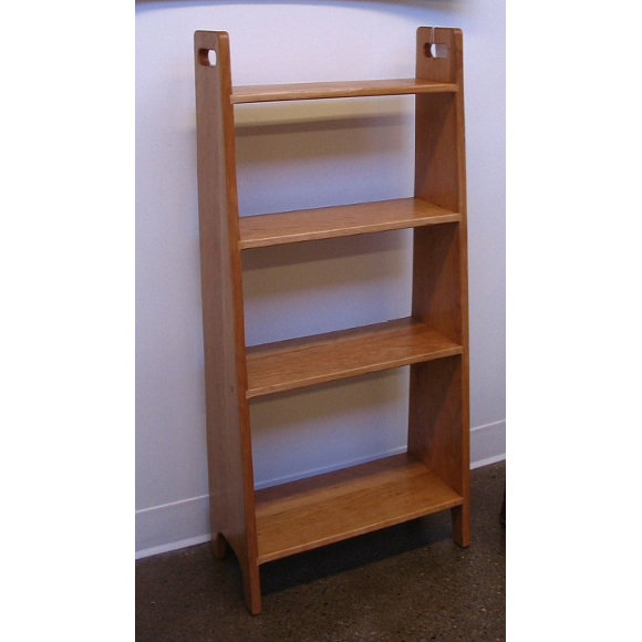 Class Image B: Beginning Woodworking: Bookcase