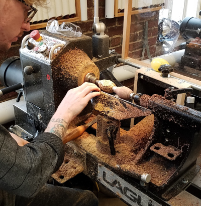 Class Image A. Woodturning fundamentals