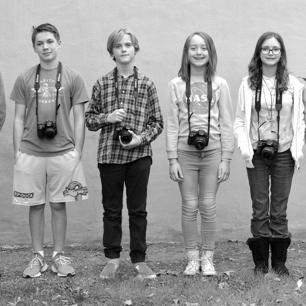 Class Image Youth Digital Photography l (11+)