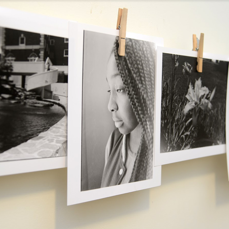 Class Image A. An Introduction to Darkroom Photography