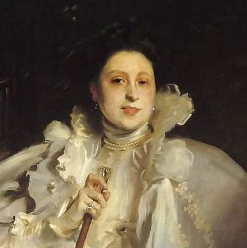 Class Image NEW! 4520. Studying the Masters: John Singer Sargent at Reynolda House - Workshop