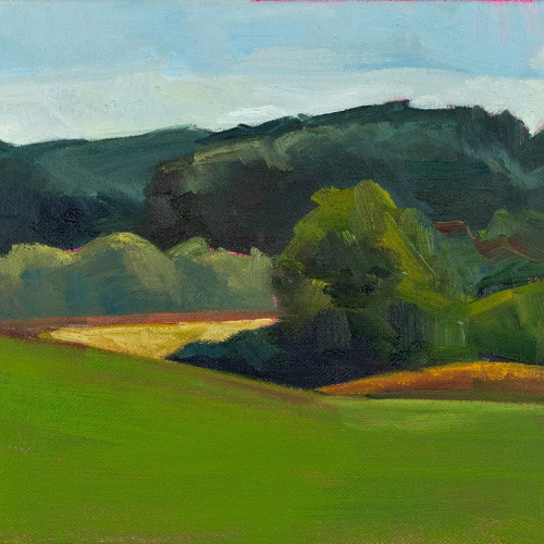Class Image NEW! 4711. Getting to the Essential - A Pathway To Abstraction Through Landscape - Workshop