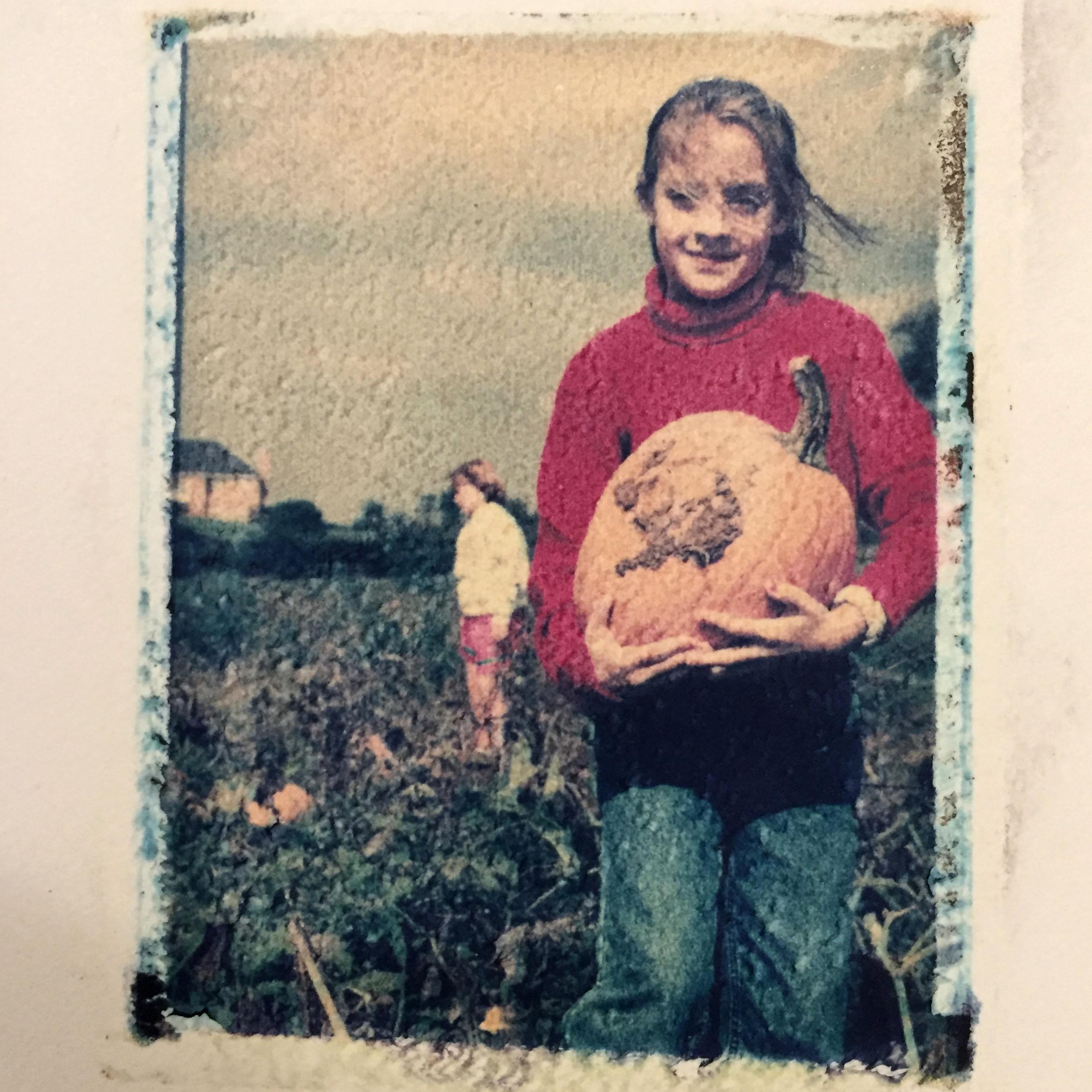 Class Image Polaroid Emusion Transfer