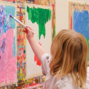 Class Image Atelier for Young Children (3-5 years)