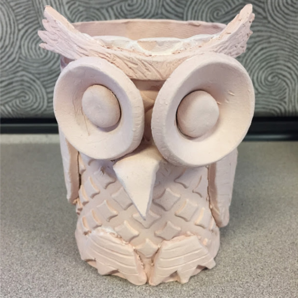 Class Image B Youth Ceramics- Clay Creations Level 2 (ages 8-12)