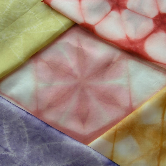 Class Image Nature & Art: Naturally Beautiful- A Tie Dye Workshop