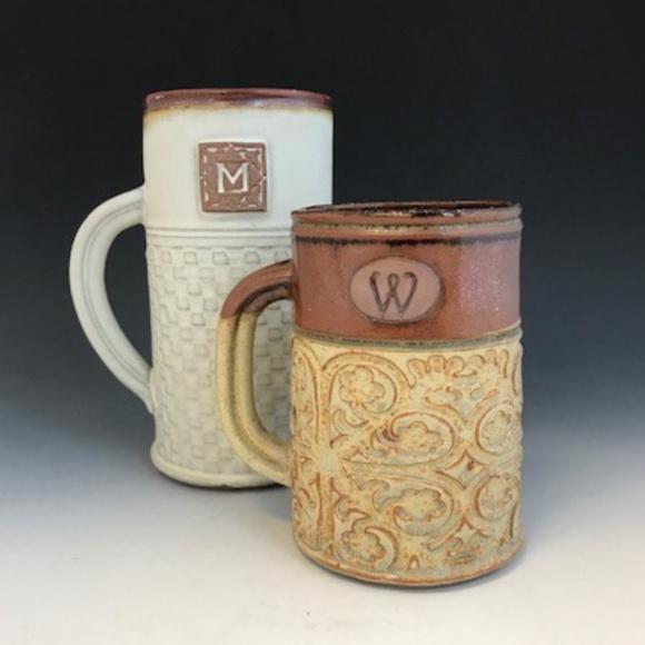 Class Image Taste of Art Ceramics - Beer Stein