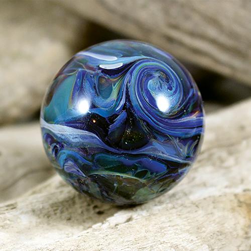 Class Image Marble Making - Intermediate-Level Borosilicate Glass Workshop