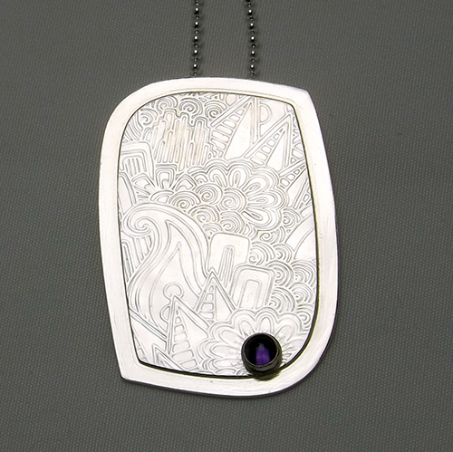 Class Image Nailed It - Stunning Silver Pendant Workshop