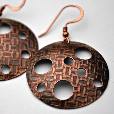 Class Image Creative Copper Jewelry for Teens