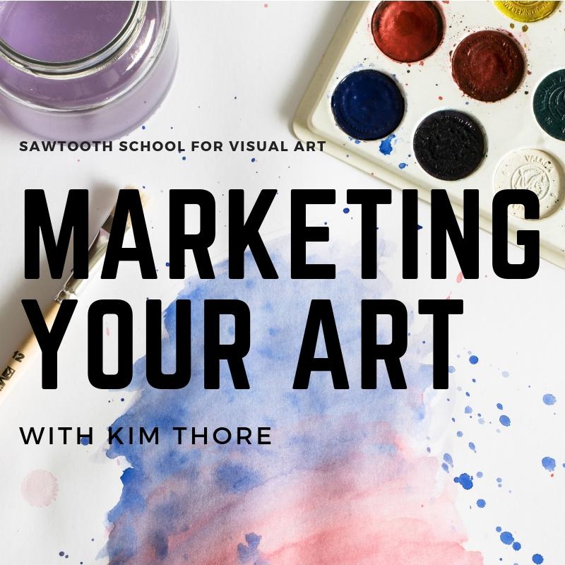 Class Image Marketing Your Art Series