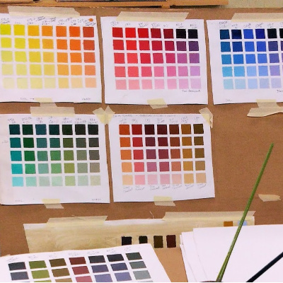 Class Image Color Mixing 101