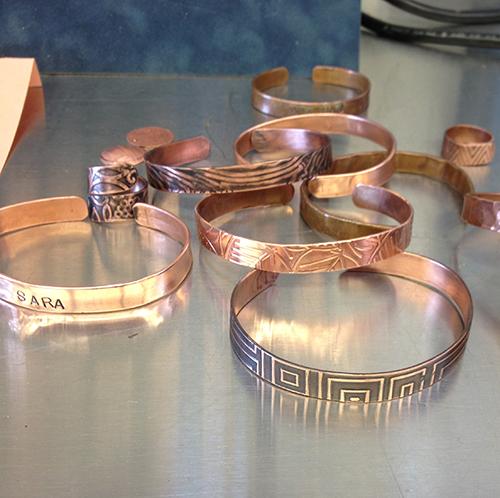 Class Image Teen Metals Design & Fabrication