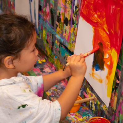 Class Image A. Atelier for PreK (ages 3-5)