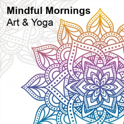 Class Image C. Mindful Mornings: Yoga & Mandalas
