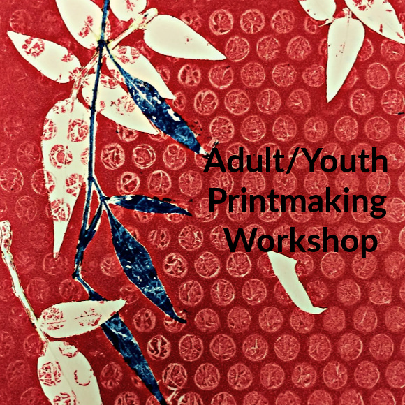 Class Image Adult/Youth Printmaking Workshop