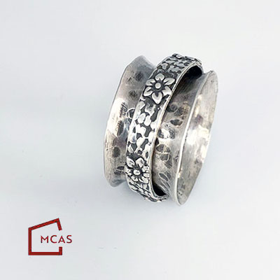 Class Image Spinner Rings! with Stephanie Chavez
