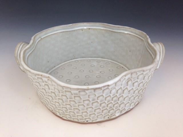 Class Image Taste of Art Ceramics - Serving Bowl with Handles