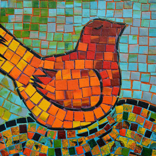 Class Image Mosaics Workshop