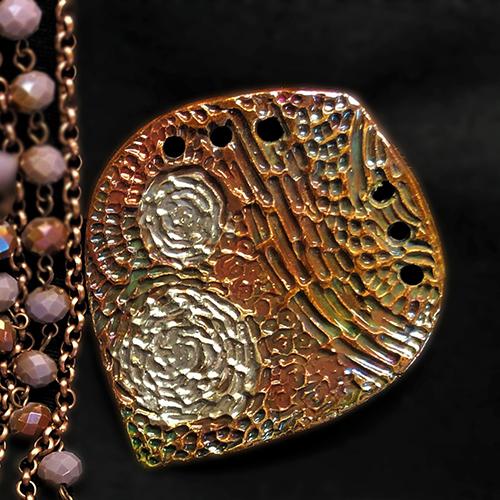 Class Image Raku Jewelry Workshop