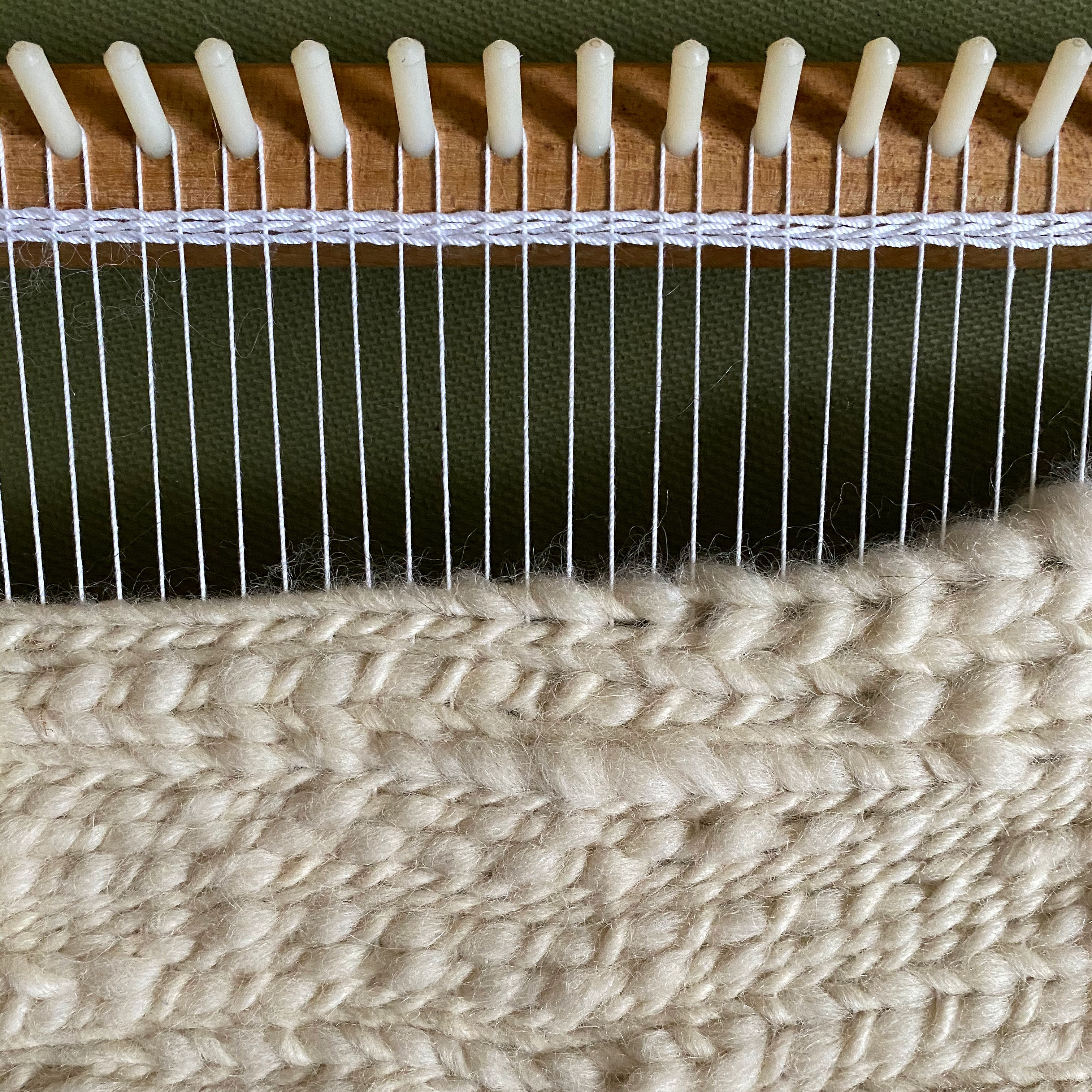 Class Image ONLINE: Tapestry Weaving 101