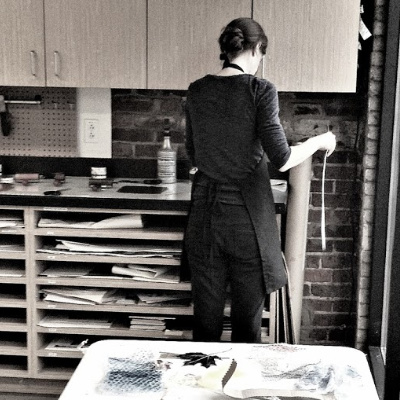 Class Image Printmaking (Hourly Rental)