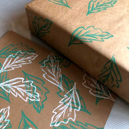 Class Image Taste of Art-Holiday Wrapping Paper