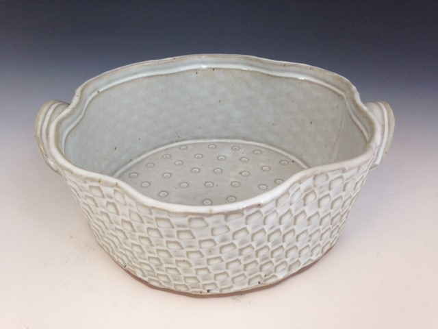 Class Image Taste of Art Ceramics - Serving Bowl with Handles