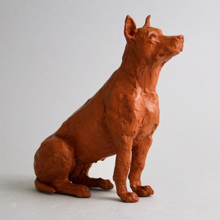 Class Image Sculpt Your Dog in Terra Cotta