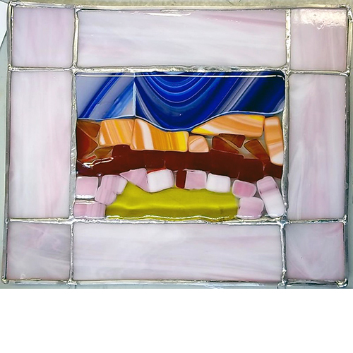Class Image Stained Glass and Fused Glass – Your Choice!