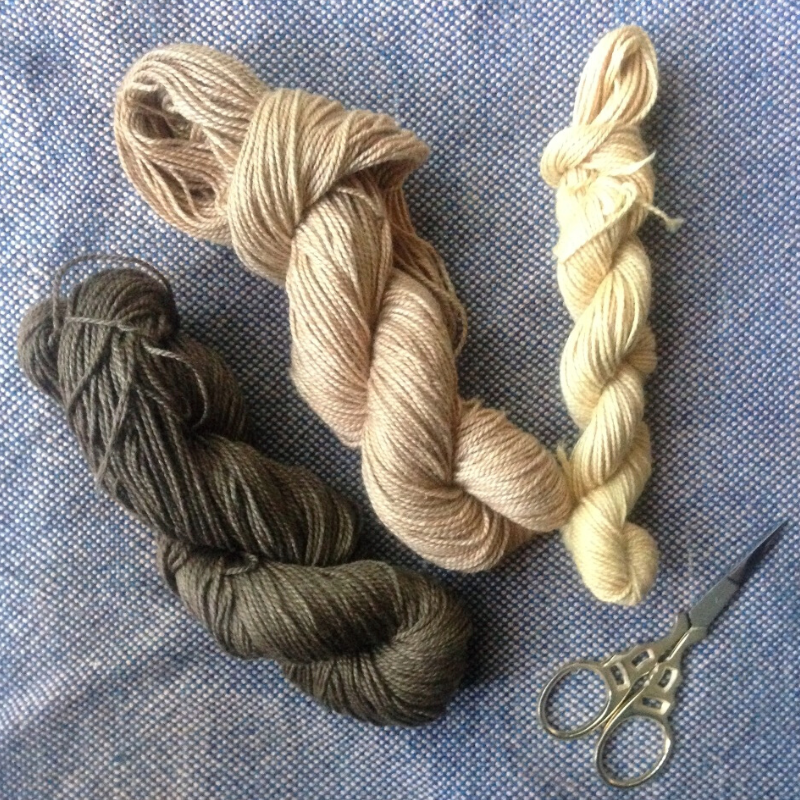 Class Image ONLINE Living a Creative Life: Natural Dyes and Embroidery with Kelsey Brown