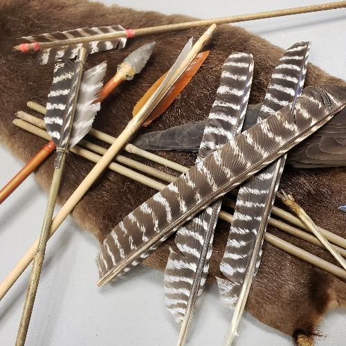 Class Image Taste of Art - Wood arrows