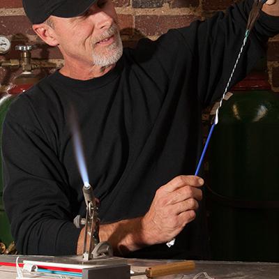 Class Image Glass Beadmaking - 4 week class