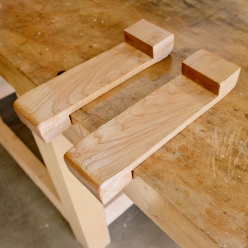Class Image C. Traditional Hand Tools Series: Bench Hooks