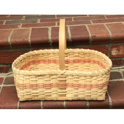 Class Image Introduction to basketry: Square Baskets