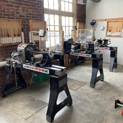 Class Image Woodturning fundamentals