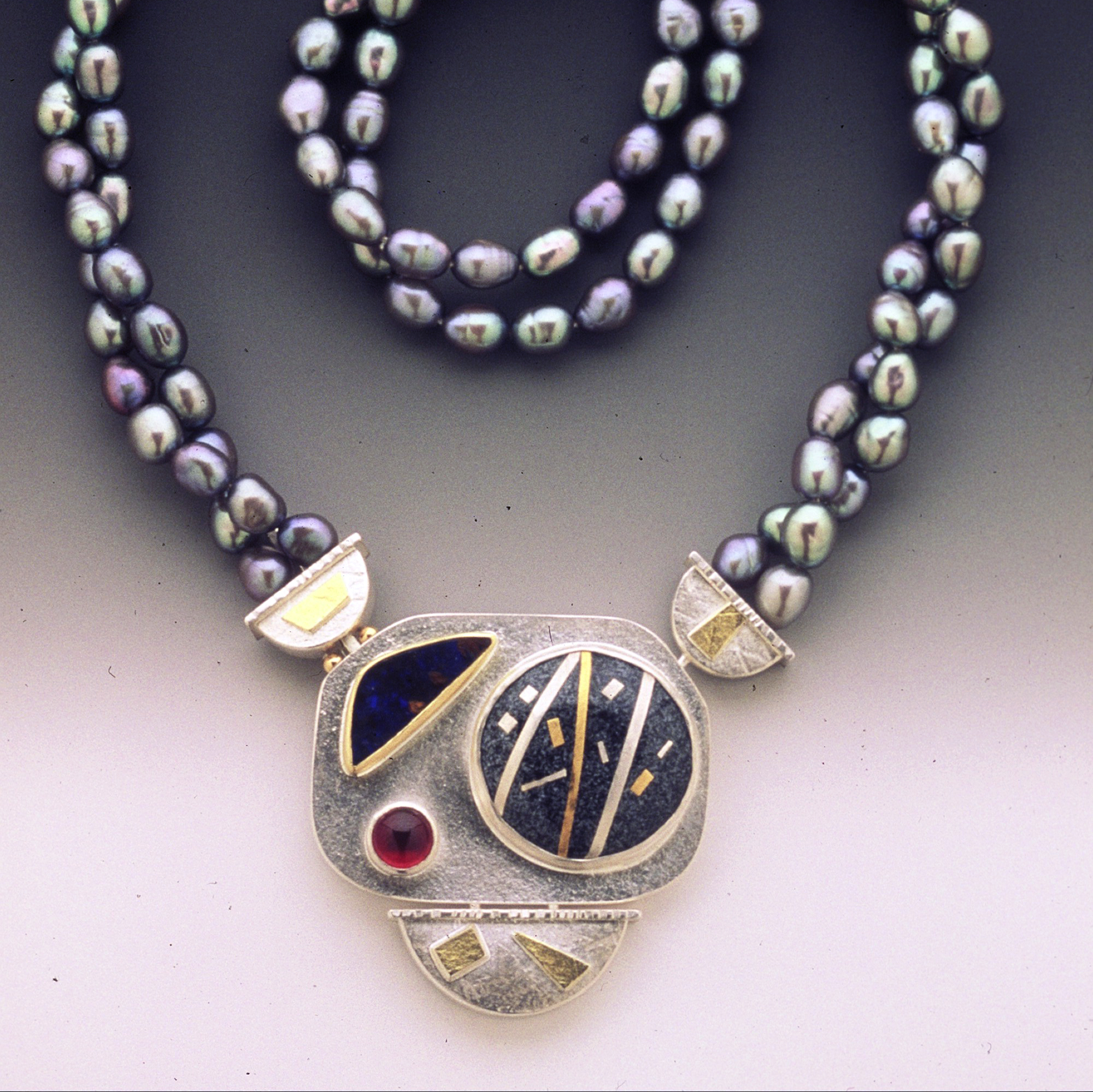 Class Image Intermediate Metals/Jewelry – Emphasis on Bezels