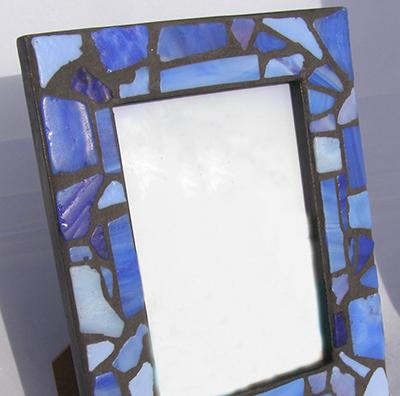 Class Image Taste of Art - Mosaic Frame