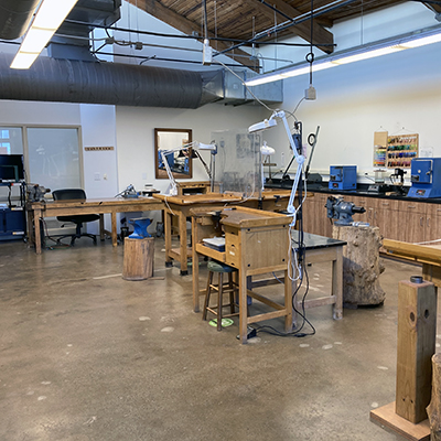 Class Image Open Metals Studio - One-Day Registration