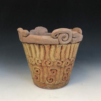 Class Image Taste of Art Ceramics - Flower Pot