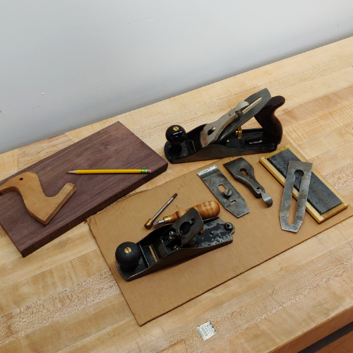 Class Image NEW! 923. Hand Plane Restoration