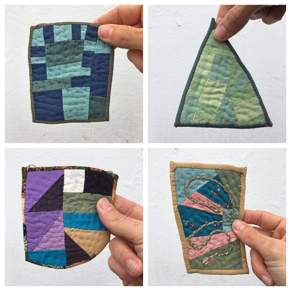 Class Image Visiting Artist - Talisman Quilt Workshop