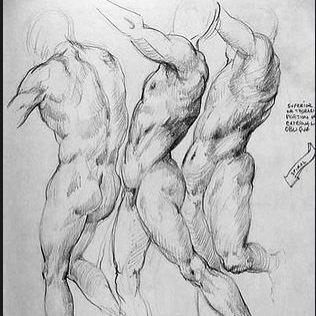Class Image Life Drawing Workshop