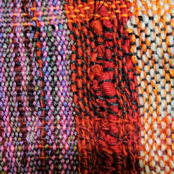 Class Image Tapestry Weaving 101