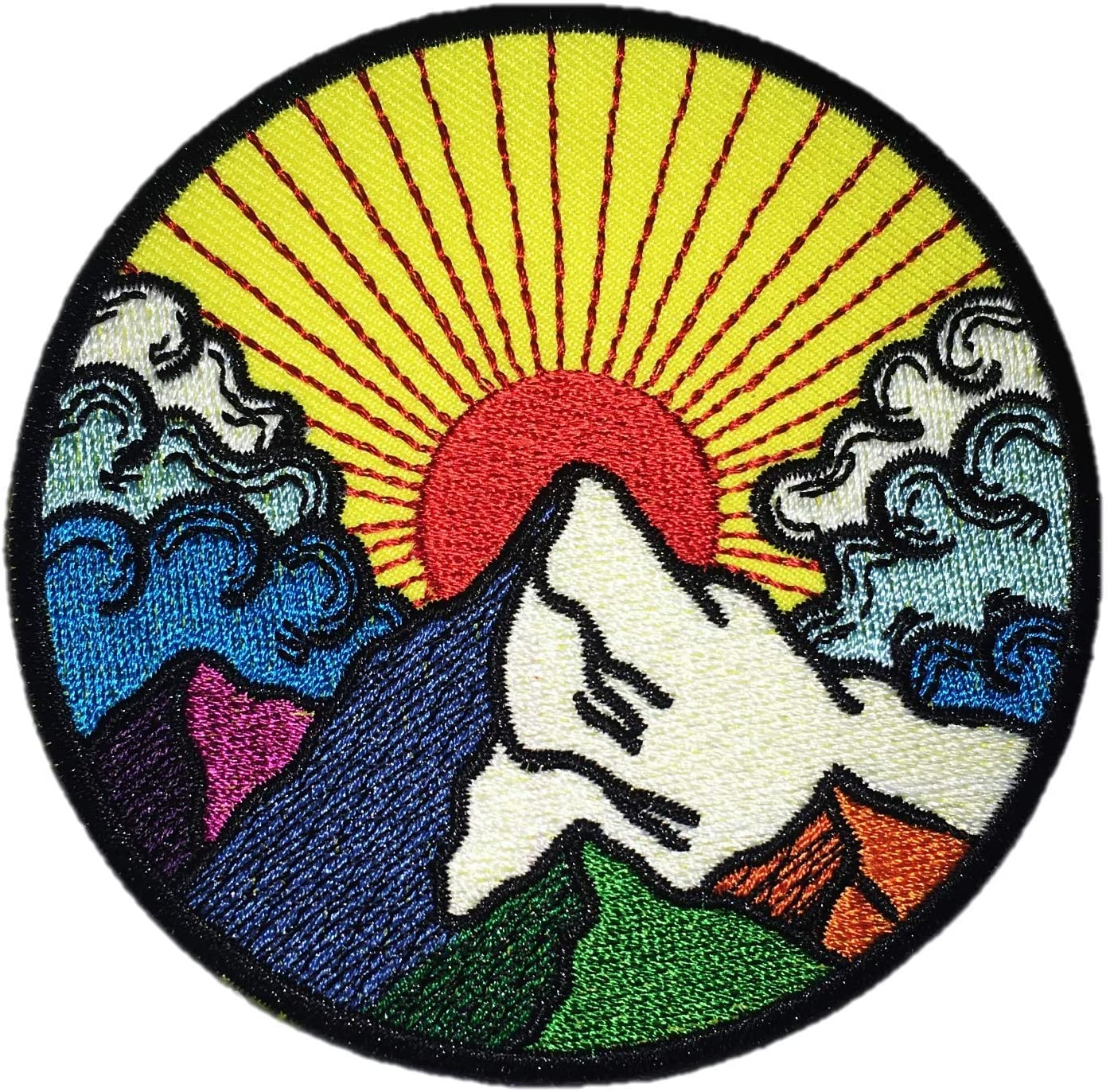 Class Image Camp Sawtooth Week 4: July 26-30 PM Half Day (ages 9-12) Textiles: Patch Design