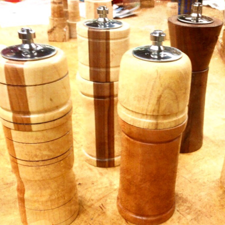 Class Image Begin to Turn - Peppermills