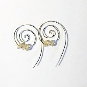 Class Image Taste of Art Jewelry - Creative Wire Earrings!