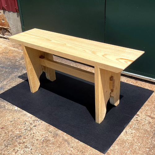 Class Image Japanese Joinery Bench